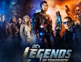 دانلود سریال Legends of Tomorrow